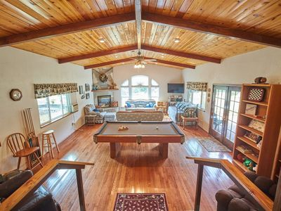 Photo for Cedar Meadow Escape- Spacious, private, and comfortable home located in beautiful Cedar Valley, just minutes away from everything!