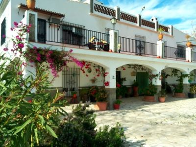 Photo for Self catering Cortijo Las Rosas for 23 people
