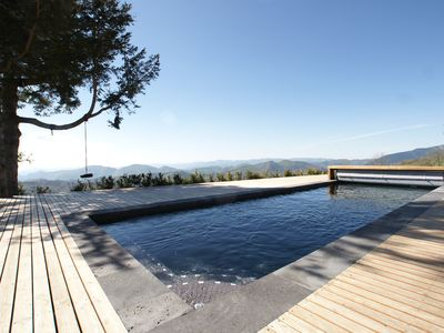 Photo for HIGH MOUNTAIN HOUSE IN LUXURY IN THE PYRENEES