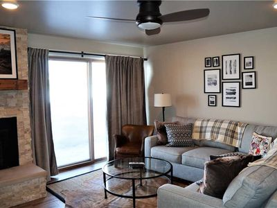 Photo for Bear Claw 106: 3 BR / 2 BA condo in Steamboat Springs, Sleeps 8