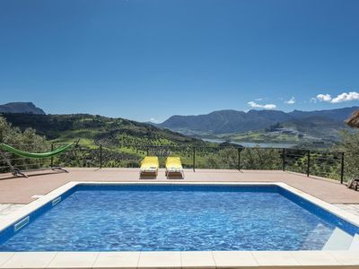 Photo for Algodonales Villa, Sleeps 2 with Pool, Air Con and WiFi