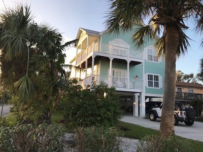 Photo for Walk Out To The Beach, Beautifully Furnished Townhouse On The Island