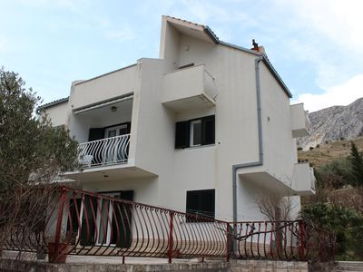 Photo for Apartment in Duće (Omiš), capacity 6+2