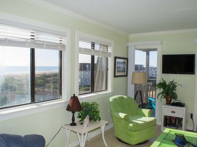 Photo for UPDATED CONDO WITH GREAT OCEAN VIEWS. EASY BEACH OR POOL ACCESS