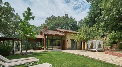 Photo for Casa Los Naranjos- Quality rural tourism surrounded by nature. 9/10 pl