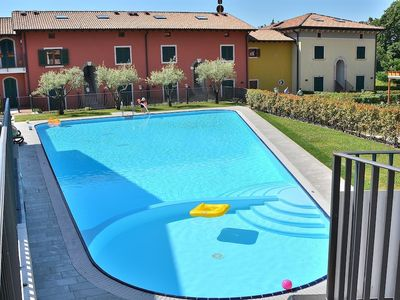 Photo for Residence Corte La Fiorita With Pool