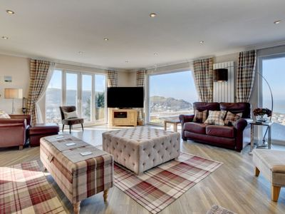 Photo for Vacation home The Farthings in Barnstaple and Braunton - 10 persons, 5 bedrooms