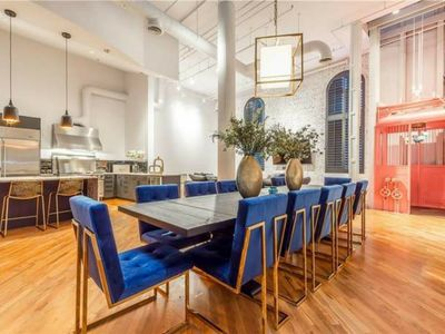 Photo for 3900 sf Luxury Loft Walking Distance to Super Bowl Stadium