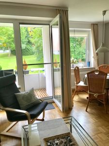 Photo for Very cozy, well maintained apartment in a quiet location, free Wi-Fi