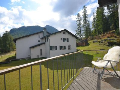 Photo for Holiday apartment Pontresina for 2 - 4 persons with 2 bedrooms - Holiday apartment