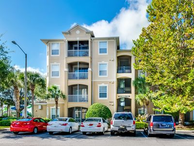 Photo for Beautiful 3 Bed Gated Condo At Windsor Hills Resort From $130/nt!