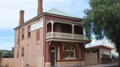 The Savings Bank of South Australia - Old Quorn Branch