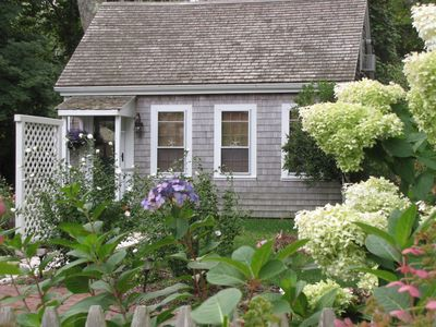 Photo for Idyllic Getaway for 2-Historic Rte.6A, Barnstable-4 minutes to beach