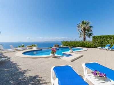 Photo for YourHouse Somni - luxury chalet with private pool and ocean views