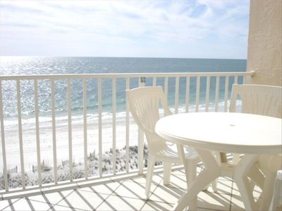 Photo for Seacrest in Gulf Shores on West Beach...Gulf Front..Fabulous Views...Local Owner