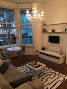 Photo for Chic and modern 1 bedroom flat in Brook Green, London, available for long term