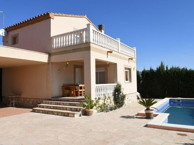 Photo for Vacation home Jazmin in L'Ametlla de Mar - 8 persons, 3 bedrooms