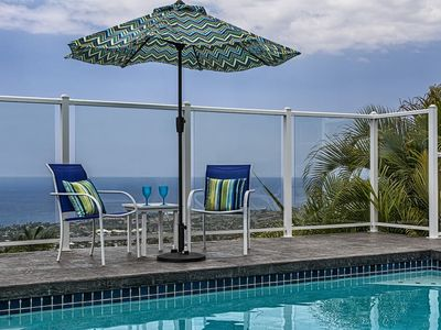 Photo for Artistic Honu O Kai Combo - Private Pool, Spectacular Ocean & Sunset Views, Sleeps 17