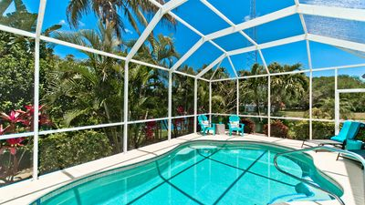 Photo for Villa Sea La Vie - Newly Renovated Lakefront Home w/ Private Pool