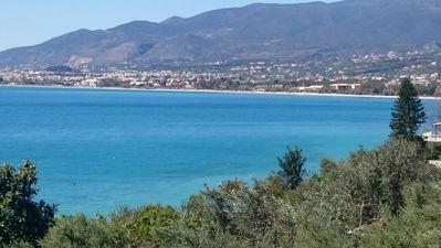 Photo for Messinian Blue SeaSide Villa, 4+2 persons