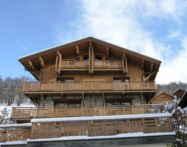 Photo for Charming Comfortable Spacious Apartment With Mountain Views in exclusive hamlet