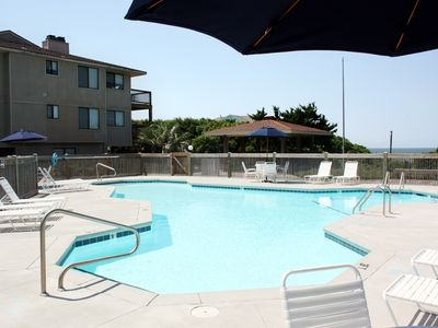 Photo for Herons Rest: 3 BR / 2 BA condo in Caswell Beach, Sleeps 6