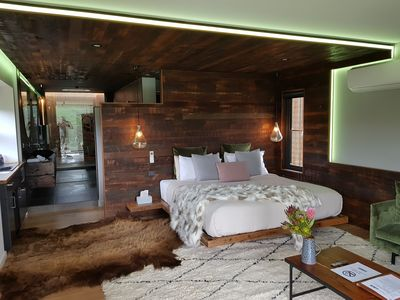Photo for ASTONISHINGLY beautiful luxury shipping container  incredible