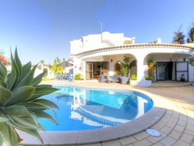 Photo for Casa Vilamoura is a charming villa located on the access road to Vilamoura, just a few minutes by ca