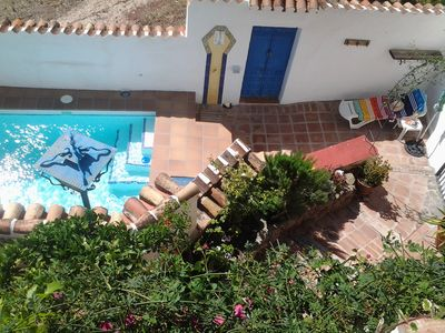 Photo for Traditional Spanish Villa In Comares With Swimming Pool And Great Views