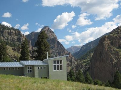Photo for Views of the Creede Cliffs & La Garita Mountain
