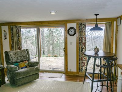 Photo for Amazing views and a peaceful setting just 12 minutes from the city of Cookeville