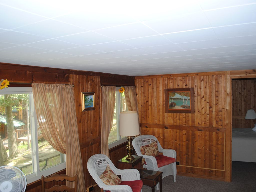 lakeview bass img vacation lake rental cabins city traverse cottage in