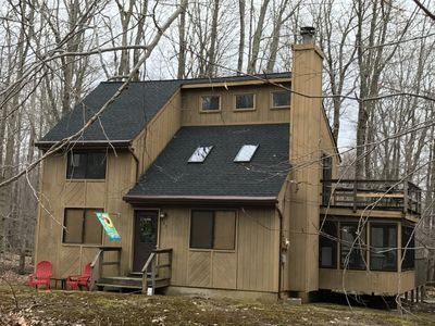 Photo for The Poconos are calling- Locust Lakes private gem..Near JFBB, casinos & outlets