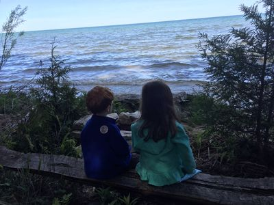 Romantic moment - It's All About the Lakeshore