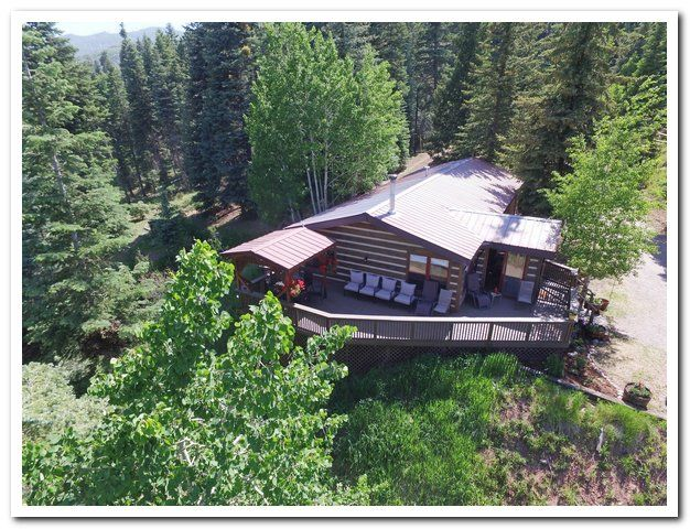 Cabin at vallecito lake with stunning lake and mountain for Pet friendly colorado cabins