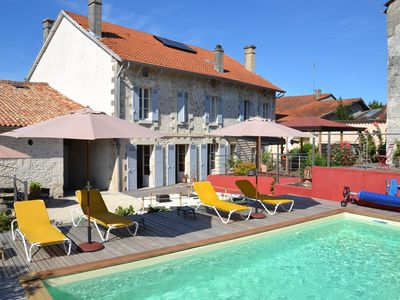 Photo for 1BR Guest House/pension Vacation Rental in La Roche Chalais