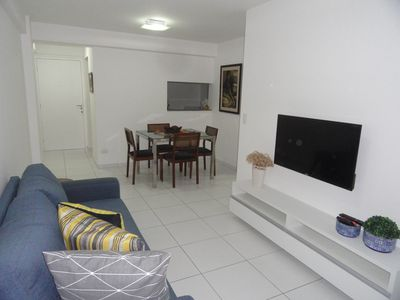 Photo for Apartment in the 1st block of the sea of ​​Pajuçara - best location of the city