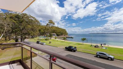 Photo for Collendina, 4/19 Kurrawa Close - fantastic water views and sea breezes