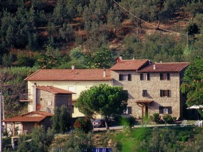 Photo for 7 bedroom house, rural setting, private pool, free wifi, great for touring/relax