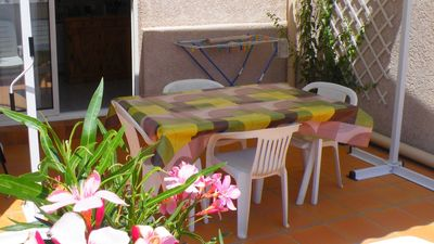 Photo for Holiday apartment St Cyprien for 1 - 4 persons - Holiday apartment
