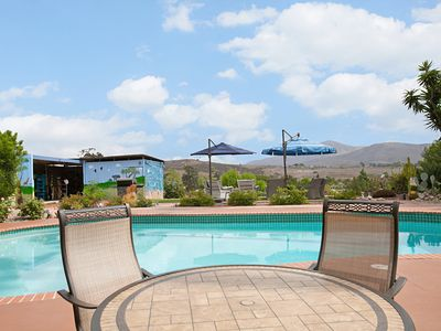 Photo for New Listing - Club Downes is a private family resort with a mountain view.