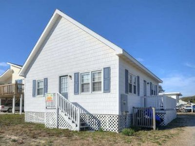 Photo for Beautiful, Ocean Views from this 3 Bedroom/1 Bath Home Across the Street from Beach-Sleeps 7