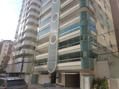 Photo for Apt. 3 bedrooms Meia Praia - complete, 200m from the Sea, 224th Street, with lift and air