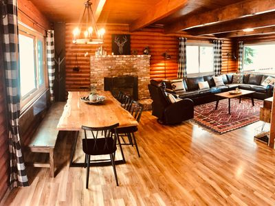 Photo for Pet-Friendly Cabin w/ Private Hot Tub, Minutes to Northstar & Beach