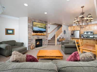 Photo for Lakeside 18: Snowbasin Lodging - Discount Tickets and Snowbasin Shuttle