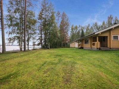 Photo for Vacation home Uitonniemi, rummukkala in Heinävesi - 5 persons, 2 bedrooms