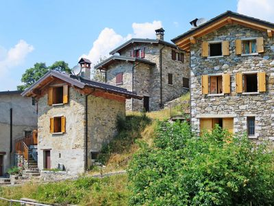 Photo for Vacation home Casa Sun (VCG161) in Val Cavargna - 6 persons, 2 bedrooms