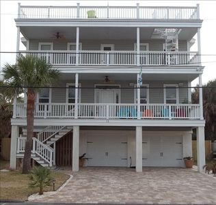 Photo for South end Tybee beach house - close to everything! Walk to shopping&restaurants