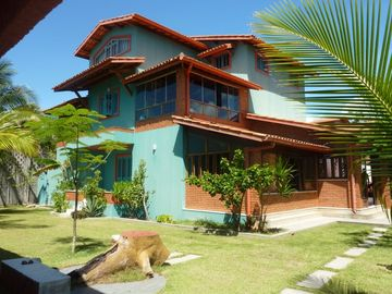 House Beach Front Itaparica island in Brazil for 16 persons