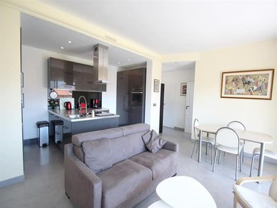 Photo for NICE - CIMIEZ - MAGNIFICENT 3 ROOMS - TERRACE - PARKING - 4 PERSONS